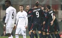 اهداف مباراة ميلان واوستريا فيينا