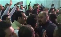اشتباكات قوية وعنيفة بين حملة مرتضى وحملة سليمان