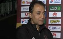 ماذا قال احمد ايوب بعد لقاء الداخلية؟