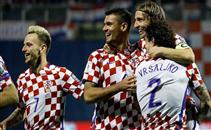 اهداف مباراة كرواتيا واليونان