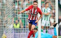 هدف اتلتيكو مدريد فى ريال بيتيس