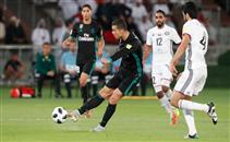 أهداف مباراة الجزيرة وريال مدريد