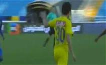 مصطفى فتحي يصنع فرصة هدف امام الفتح