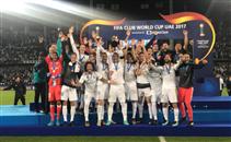 تتويج ريال مدريد يطلاً لكأس العالم للأندية
