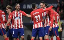 هدف أتلتيكو مدريد فى ألافيس