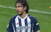قدم حجازي تتسبب في هدف لليونايتد