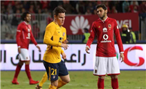 اهداف مباراة الاهلي واتلتيكو مدريد
