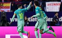 أهداف مباراة أتلتيكو مدريد وبرشلونة
