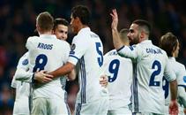 أهداف مباراة ريال مدريد ونابولي