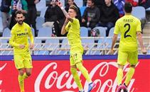 هدف فياريال فى مرمى ريال سوسيداد