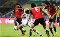 هدفا مباراة مصر وبوركينا فاسو