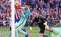 أهداف مباراة اتلتيكو مدريد وبرشلونة