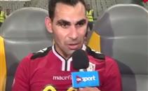 احمد عيد عبد الملك يتحدي حسام حسن