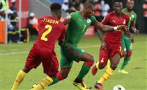 هدف بوركينا فاسو في مرمي غانا