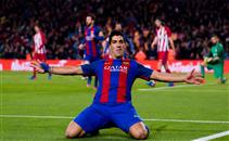 هدفا مباراة برشلونة وأتلتيكو مدريد