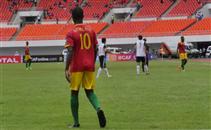 هدفا ماراة منتخب غينيا شباب ومصر
