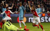 أهداف مباراة موناكو ومانشستر سيتي