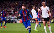 أهداف مباراة برشلونة وفالنسيا