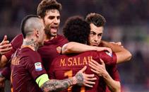 أهداف مباراة روما وساسولو