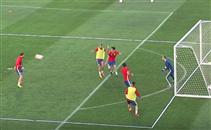 هدف رائع بتدريبات منتخب اسبانيا للشباب