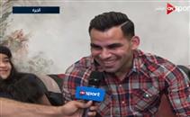 أحمد عيد: المدام بتاخد حقها ناشف في عيد الأم