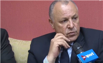 أبو ريدة عن إعادة لقاء الزمالك والمقاصة:الكورة فيه