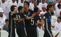 هدفا اليابان في الإمارات
