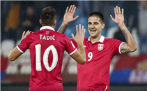 أهداف مباراة جورجيا وصربيا