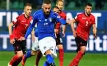 ملخص فوز ايطاليا علي البانيا