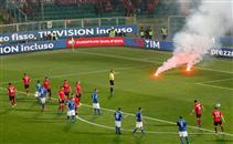 شماريخ فى مباراة ايطاليا والبانيا بتصفيات المونديا
