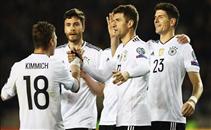 ملخص فوز المانيا على إذربيجان