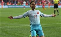 أهداف مباراة تركيا ومولدافيا الودية