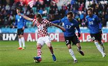 ثلاثية استونيا فى كرواتيا