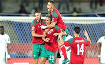 هدف المغرب فى تونس