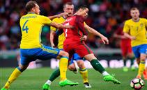 أهداف مباراة البرتغال والسويد