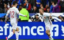 هدفا اسبانيا فى فرنسا