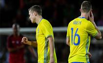 ملخص فوز السويد على البرتغال