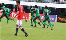 أهداف مباراة منتخب زامبيا شباب ومصر