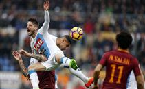 أهداف مباراة روما ونابولي