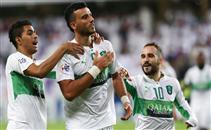 أهداف مباراة العين والأهلي السعودي