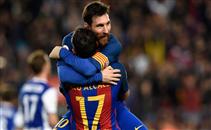 أهداف مباراة برشلونة وريال سوسيداد