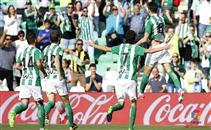 هدفا ريال بيتيس فى ايبار