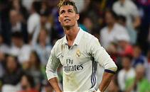حسرة رونالدو بعد هدف ميسي القاتل في ريال مدريد