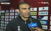 سيد عبد الحفيظ: نفسي الأسئلة تكون في الماتش