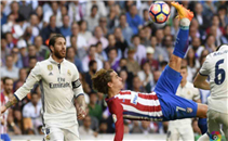 هدفا مباراة ريال مدريد واتلتيكو مدريد