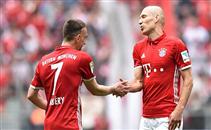 أهداف مباراة بايرن ميونيخ وبروسيا دورتموند