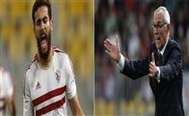 نصيحة شلبي لكوبر بسبب باسم مرسي