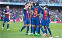 أهداف مباراة برشلونة وايبار