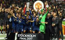 تتويج مانشستر يونايتد بطلاً للدوري الأوروبي