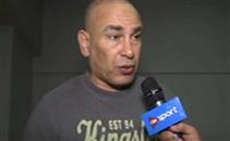 ماذا قال ابراهيم حسن بعد فوز المصري علي اسوان؟